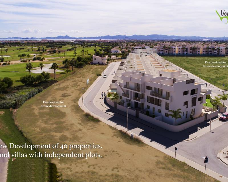 Apartment - New build - Los Alcazares - Roda