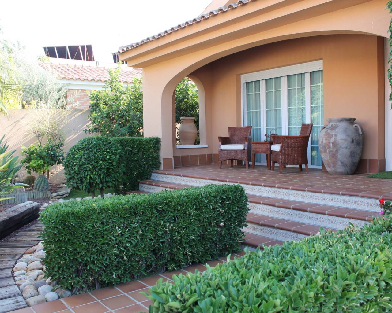 Resale - Detached Villa - San Javier - Santiago de la Ribera