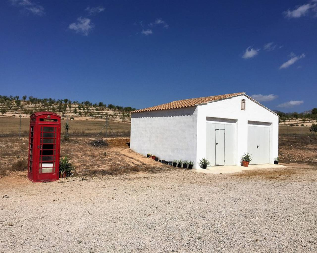 Resale - Country Property - Lorca