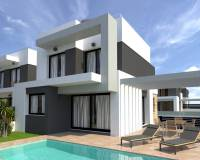 New build - Detached Villa - Orihuela Costa - Lomas de Cabo Roig
