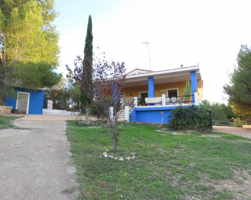Detached Villa - Resale - Pedralba - Pedralba