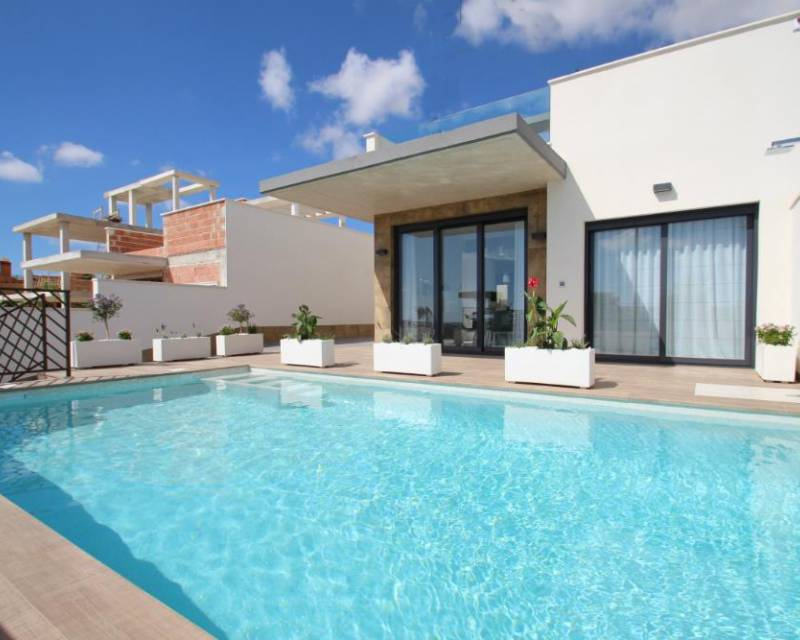 Detached Villa - New build - Cartagena - Playa Honda