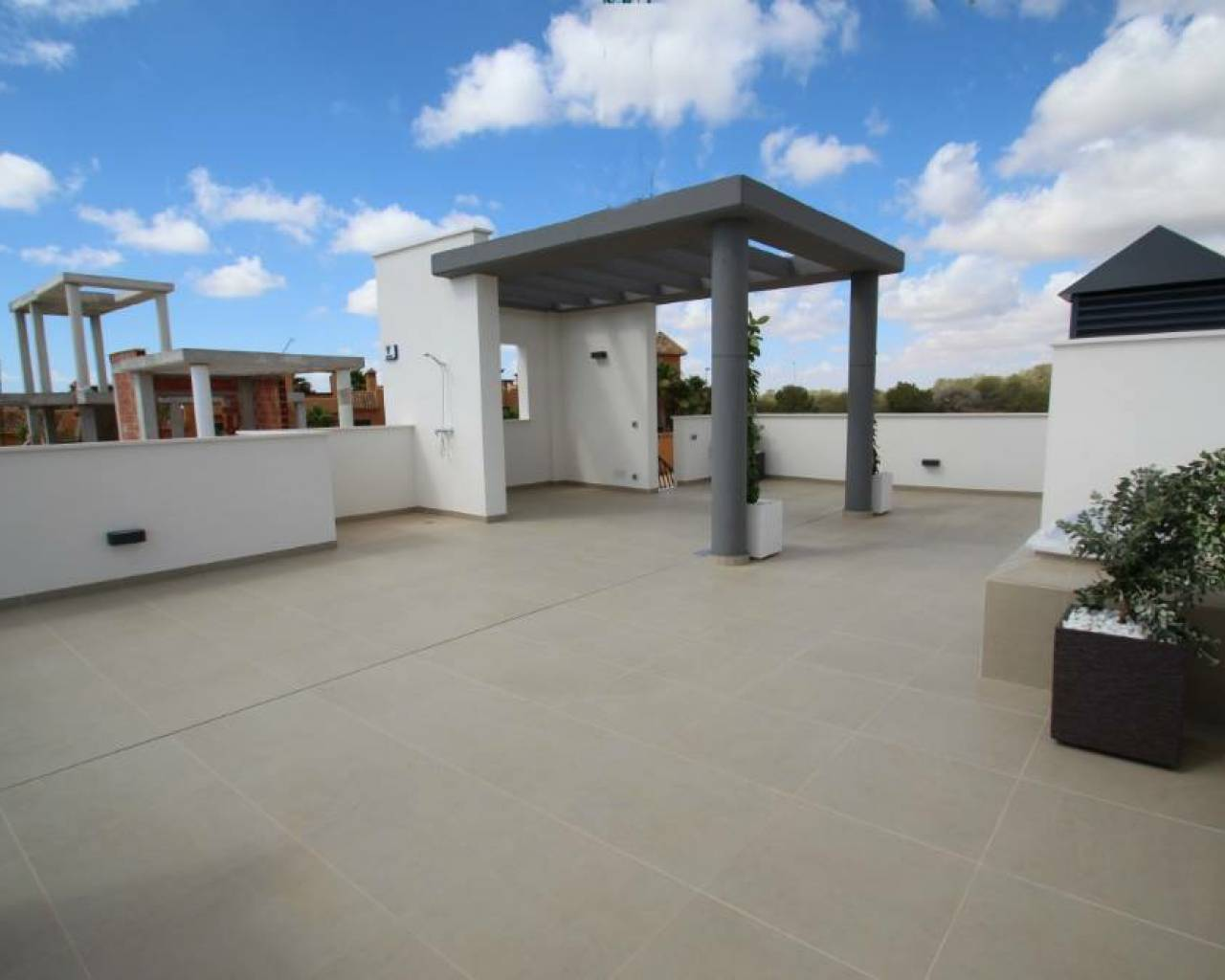 New build - Detached Villa - Cartagena - Playa Honda