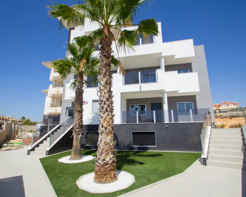 Apartment - New build - Orihuela Costa - Villamartin