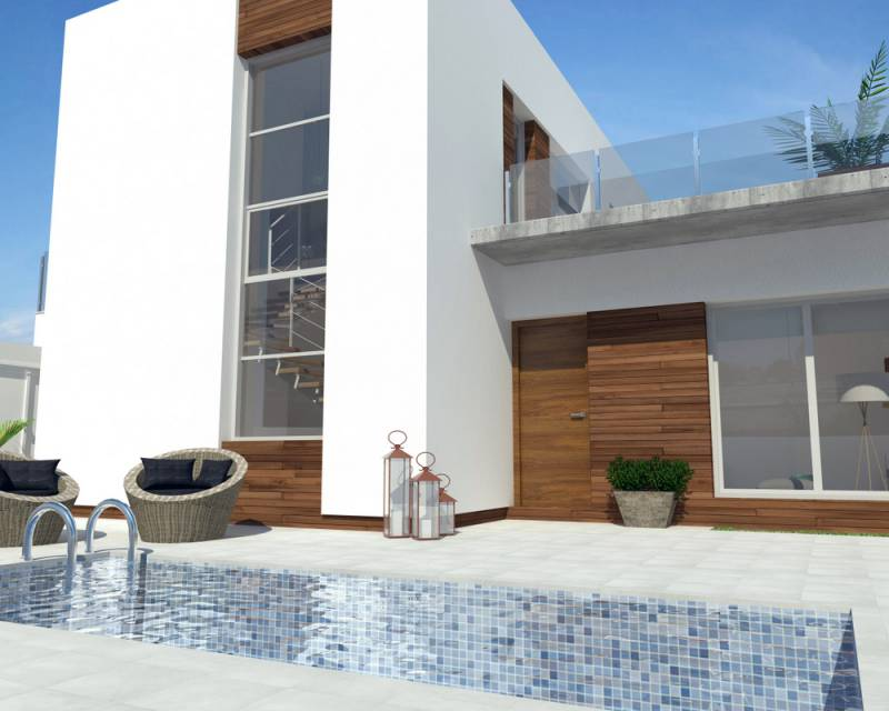Detached Villa - New build - Murcia Services Is Your One Stop For All Real Estate Needs In Murcia! - Murcia Services Is Your One Stop For All Real Estate Needs In Murcia!