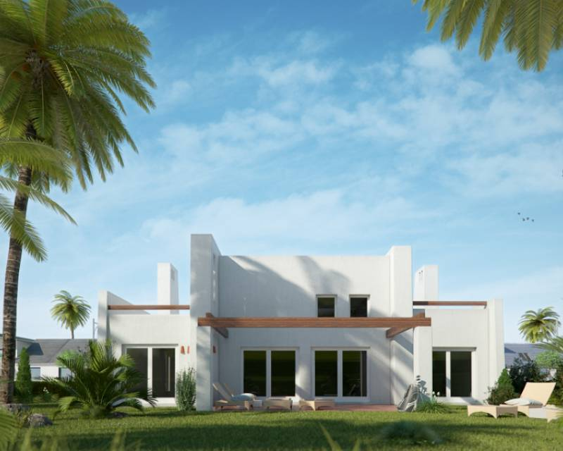 Semi Detached Villa - New build - Murcia Services Is Your One Stop For All Real Estate Needs In Murcia! - Murcia Services Is Your One Stop For All Real Estate Needs In Murcia!