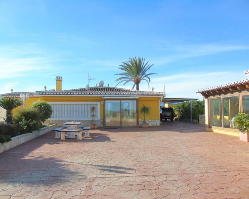 Detached Villa - Resale - Els Poblets - Els Poblets