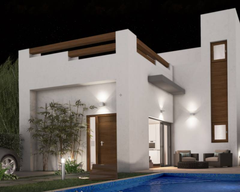 Detached Villa - New build - Benijofar - Benijofar