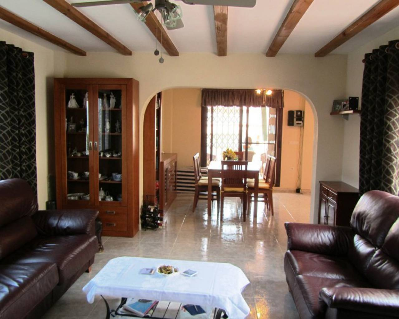 Resale - Detached Villa - Busot
