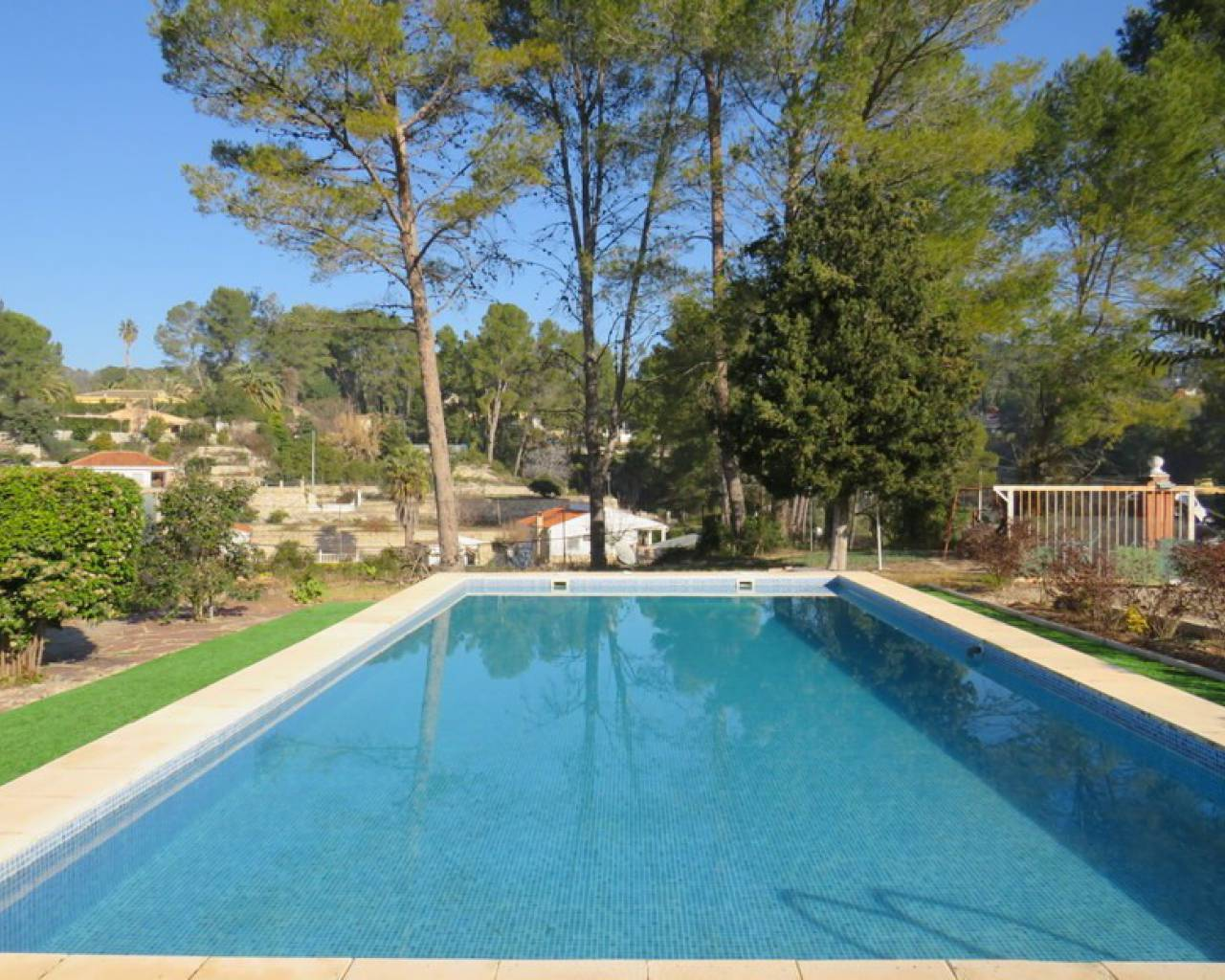 Resale - Detached Villa - Xativa