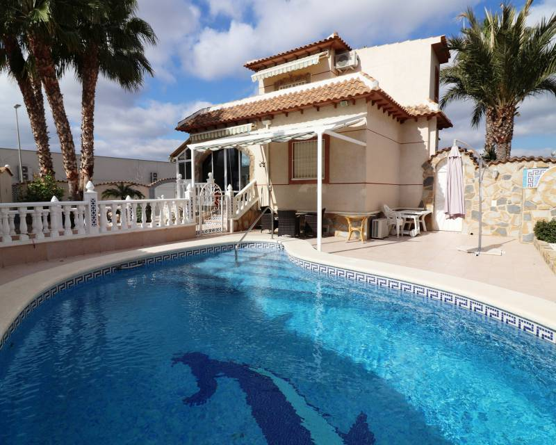 Detached Villa - Resale - Ciudad Quesada - Atalayas