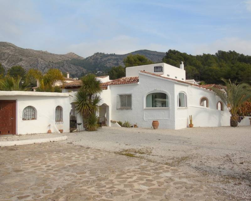Detached Villa - Resale - Jalon - Jalon