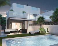 New build - Semi Detached Villa - Ciudad Quesada - Dona Pepa