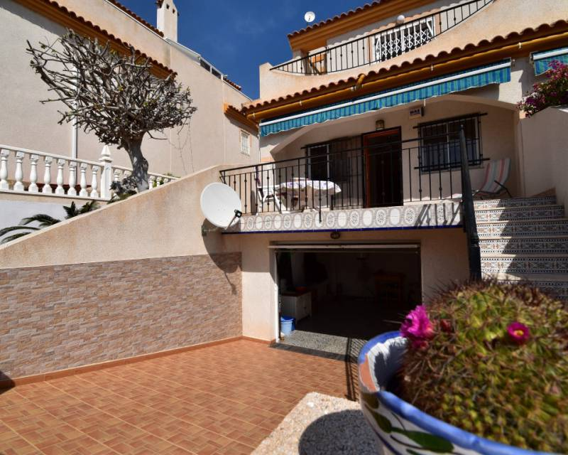 Townhouse  - Resale - Orihuela Costa - Playa Flamenca