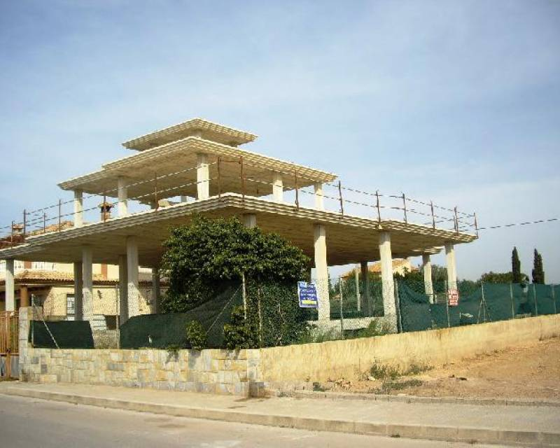 Detached Villa - New build - Los Alcazares - Las Lomas del Rame