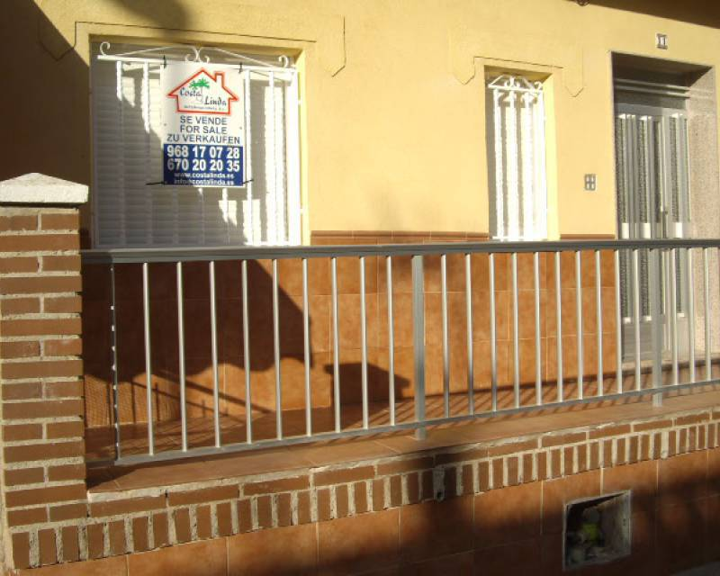 Bungalow - Resale - Los Alcazares - Beach
