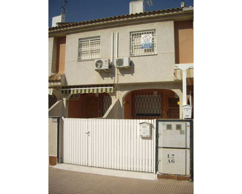 Townhouse  - Resale - Los Alcazares - Polideportivo