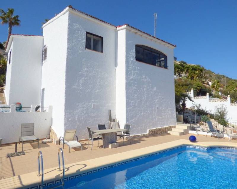 Detached Villa - Resale - Pedreguer - Pedreguer