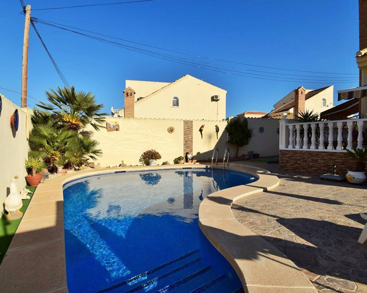 Resale - Detached Villa - Orihuela Costa - Playa Flamenca