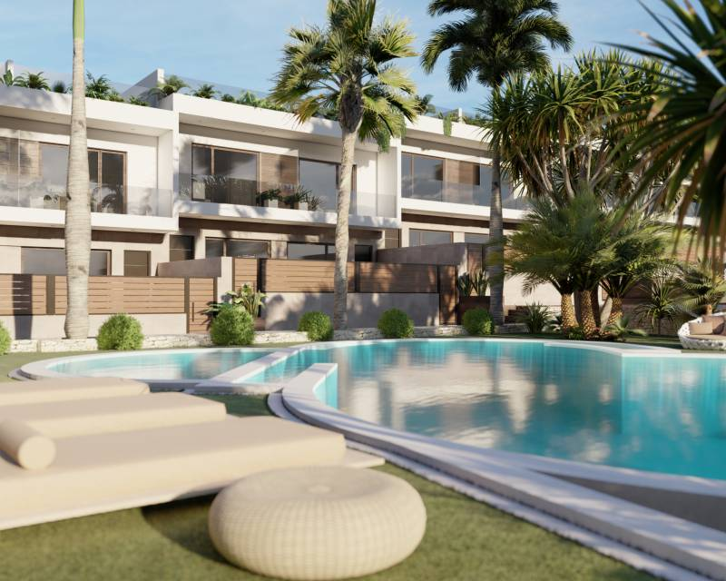 Townhouse  - New build - Orihuela Costa - Los Balcones