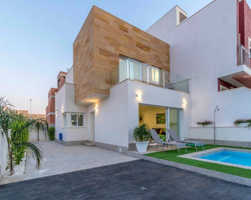Detached Villa - New build - San Pedro del Pinatar - Lo Pagan