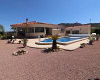 Resale - Country Property - Hondon de Las Nieves - Hondon De Los Frailes
