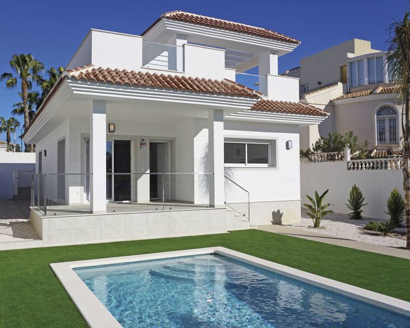 Detached Villa - New build - Ciudad Quesada - La Fiesta