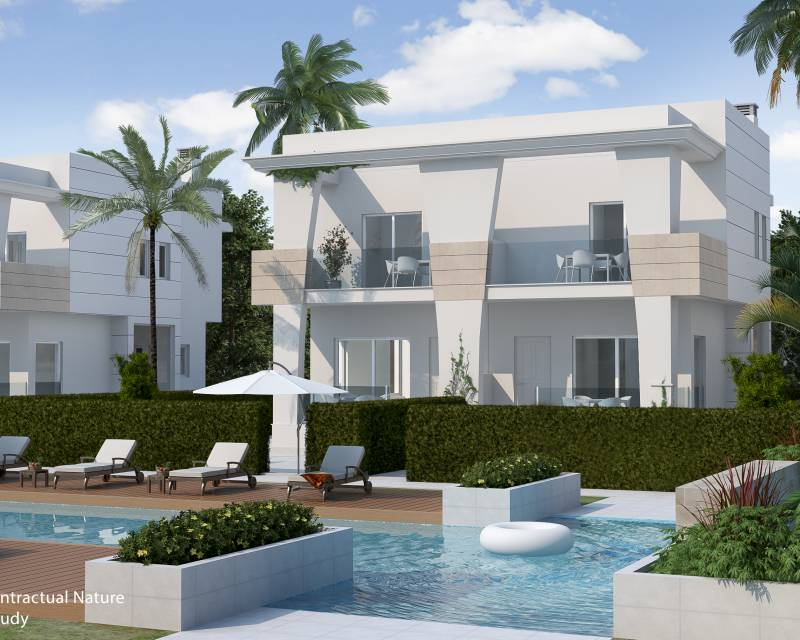Semi Detached Villa - New build - Ciudad Quesada - Dona Pepa