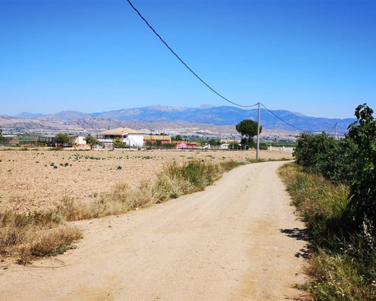 Resale - Country Property - Totana