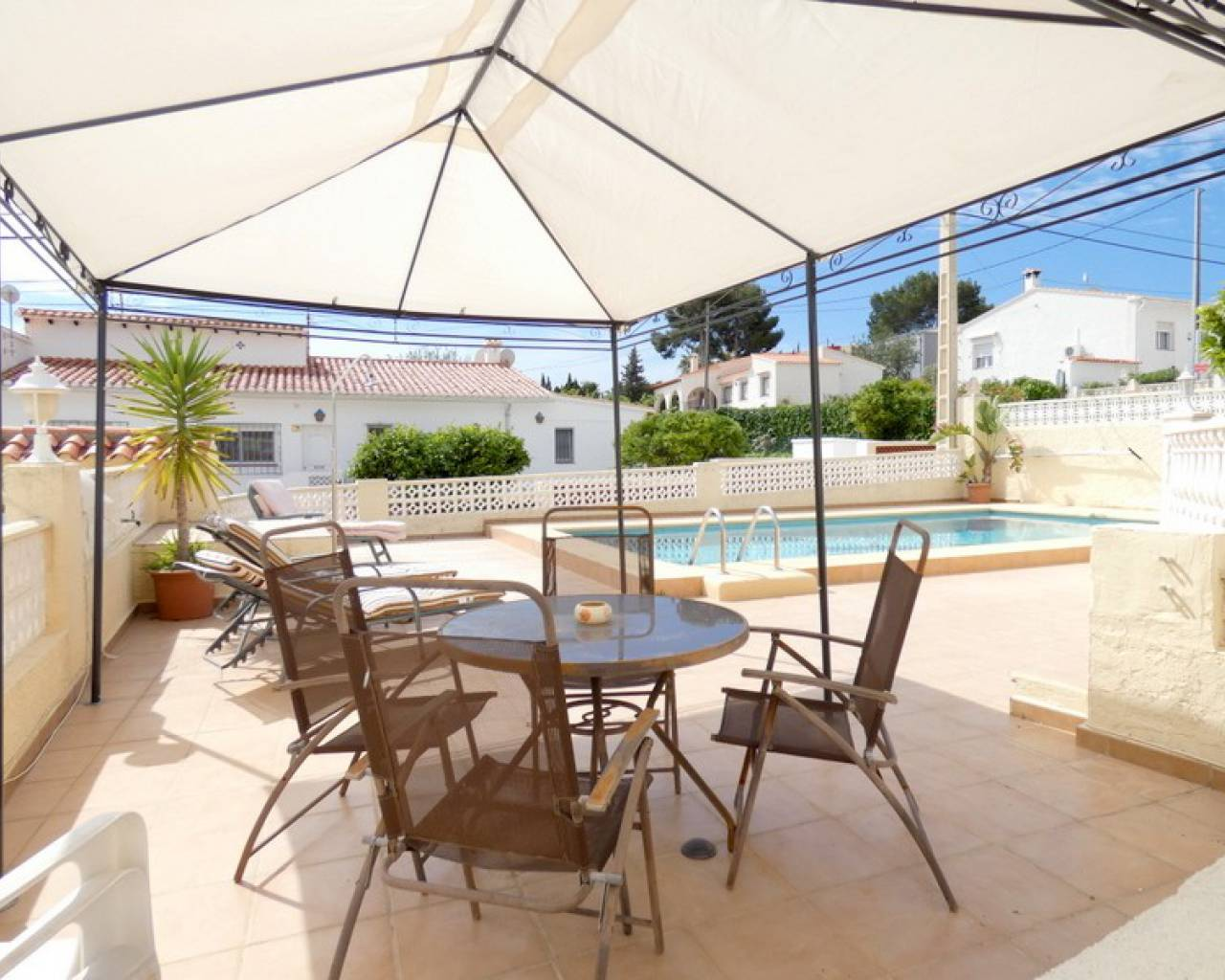 Resale - Detached Villa - Calpe