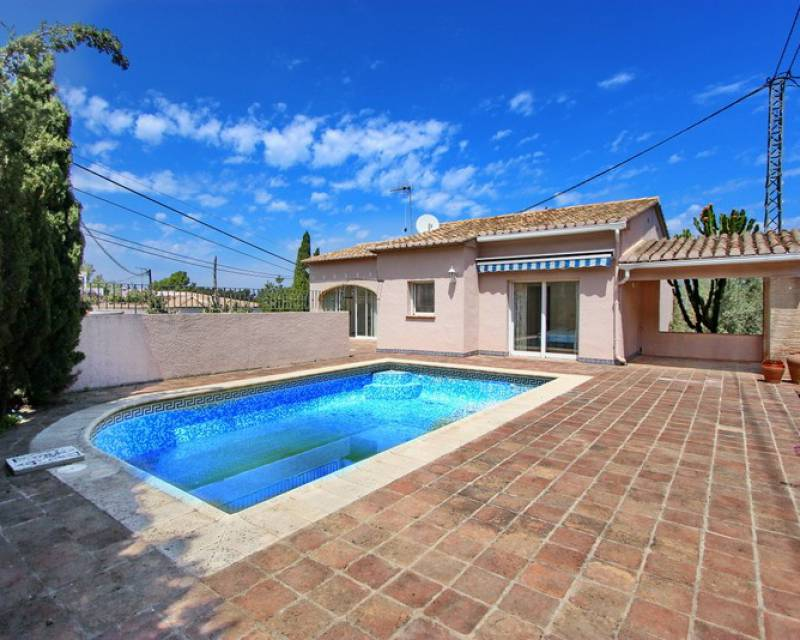 Detached Villa - Resale - Denia - Denia