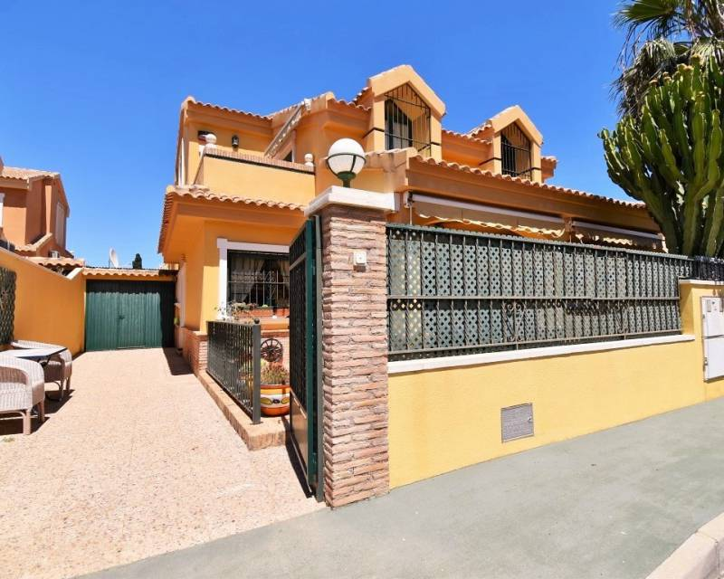 Semi Detached Villa - Resale - Orihuela Costa - Campoamor