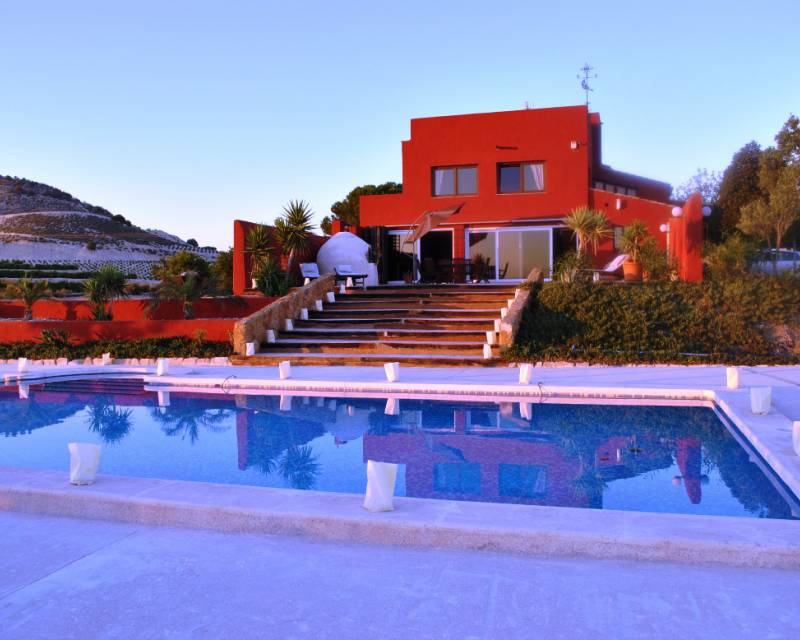 Detached Villa - Resale - San Miguel de Salinas - Torremendo
