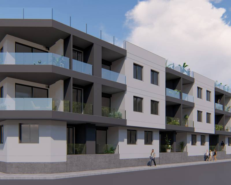 Apartment - New build - Benijofar - Benijofar