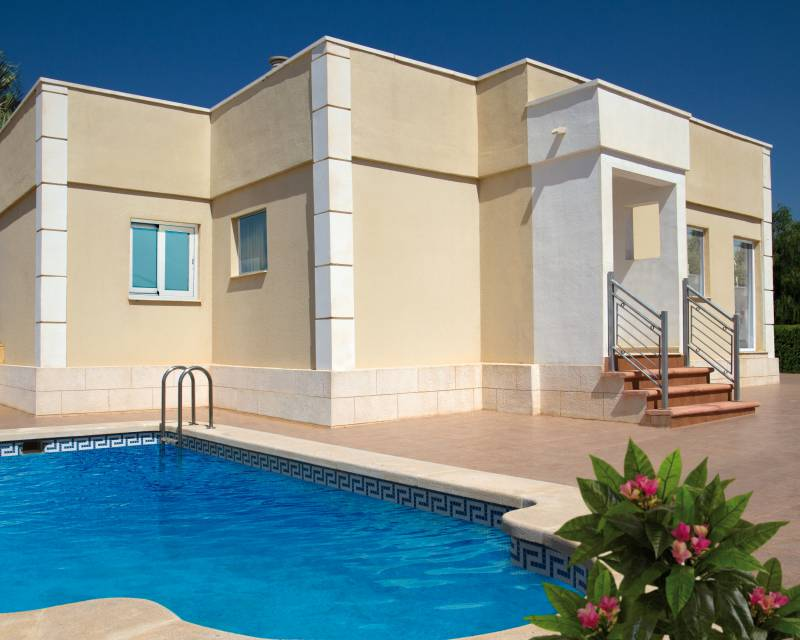 Semi Detached Villa - New build - Balsicas - Sierra Golf