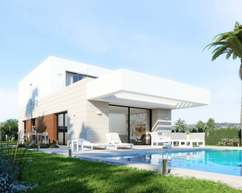 Detached Villa - New build - Los Montesinos - La Herrada
