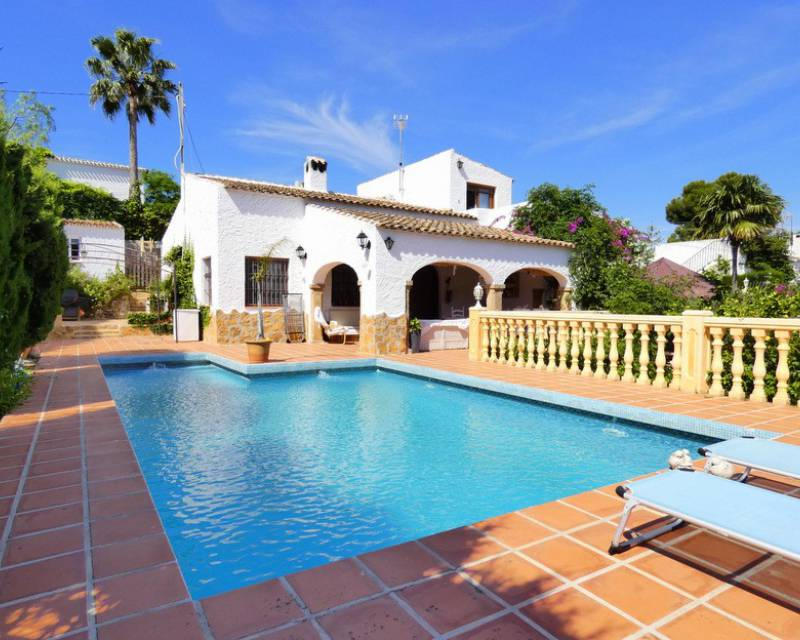 Detached Villa - Resale - Javea - Javea