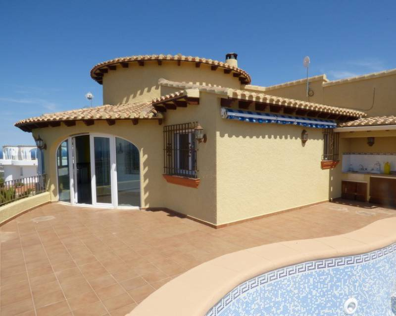 Detached Villa - Resale - Monte Pego - Monte Pego