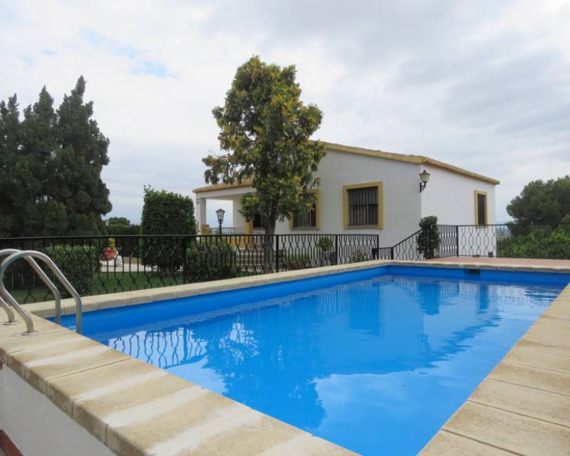 Detached Villa - Resale - Olocau - Olocau