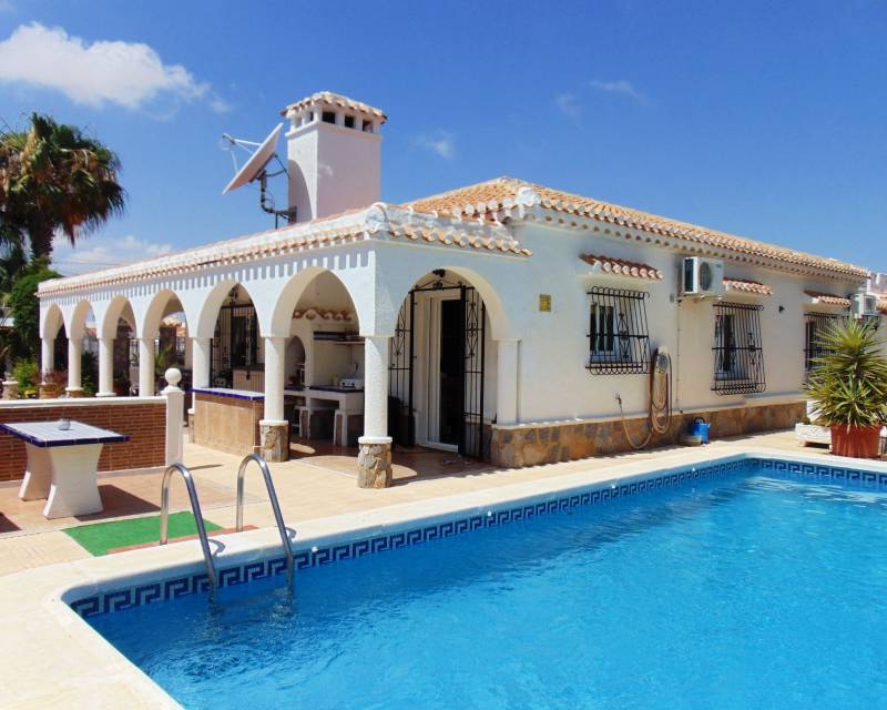 Detached Villa - Resale - Torrevieja - La Torreta Florida