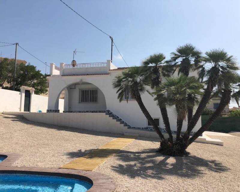 Detached Villa - Resale - El Carmoli - El Carmoli