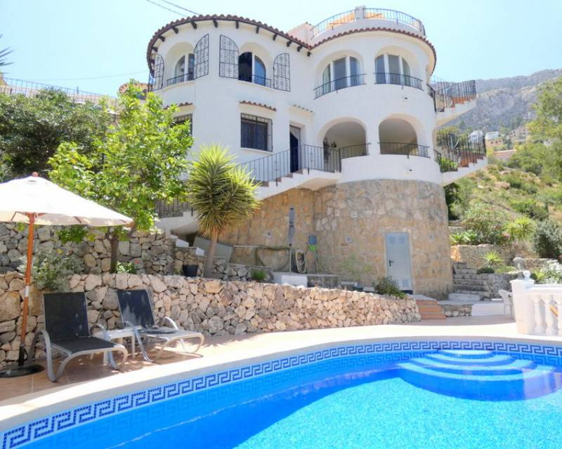 Detached Villa - Resale - Calpe - Calpe