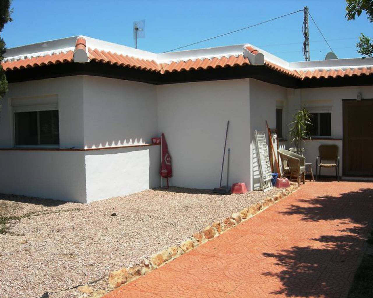 Reventa - Chalet independiente - Los Montesinos