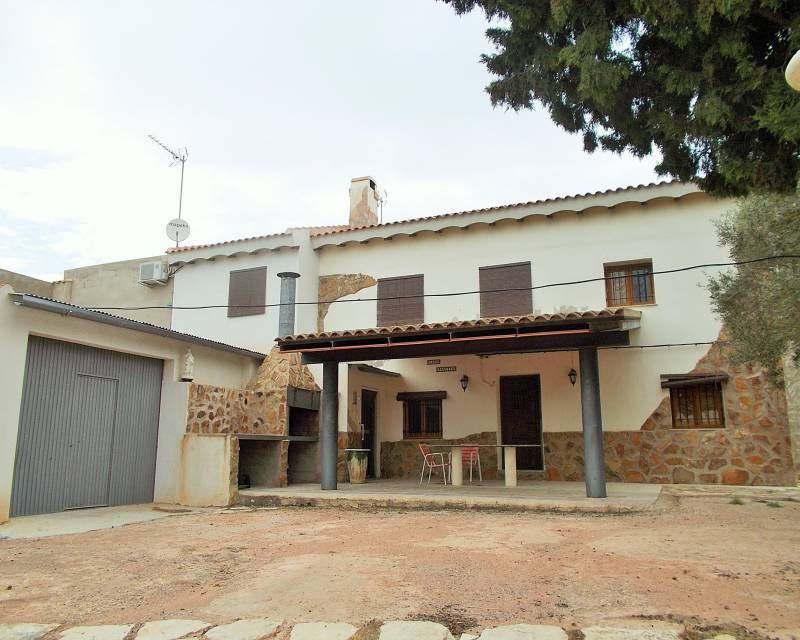 Detached Villa - Resale - Jumilla - Jumilla