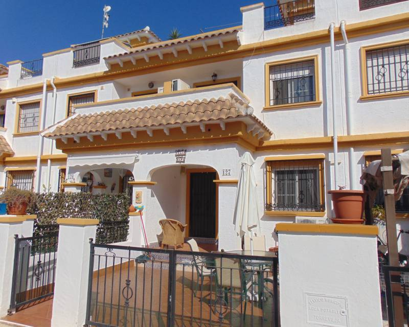 Townhouse  - Resale - Torrevieja - Jardin del Mar