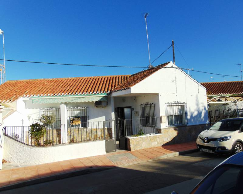 Detached Villa - Resale - San Javier - Santiago de la Ribera