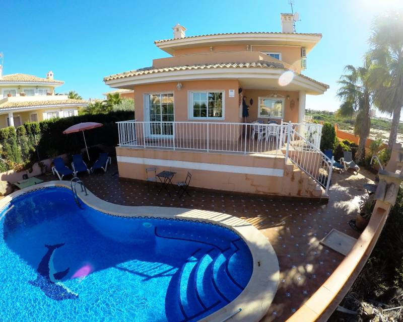 Detached Villa - Resale - Cartagena - La Manga
