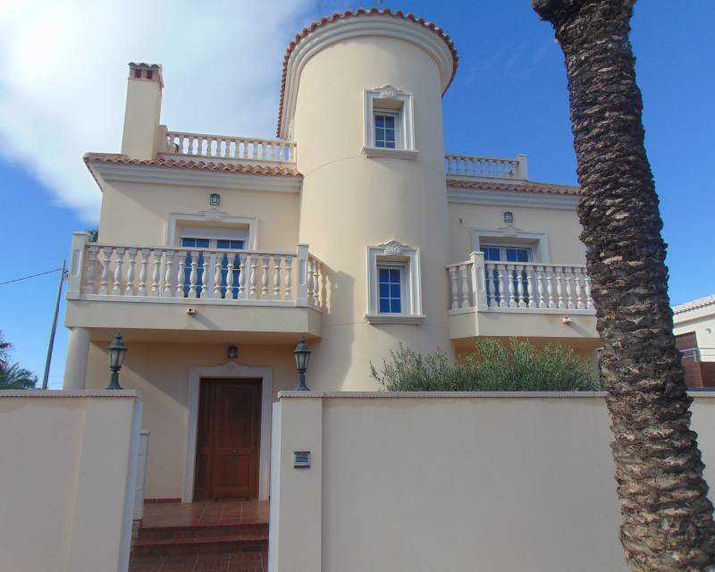 Detached Villa - Resale - Orihuela Costa - Cabo Roig