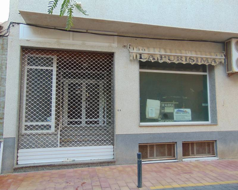 Commercial Unit - Resale - San Pedro del Pinatar - Lo Pagan