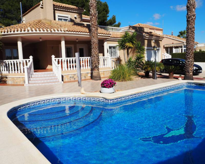 Detached Villa - Resale - Pinar de Campoverde - Campoverde